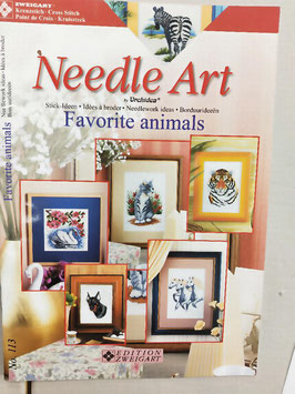 Neddle art.