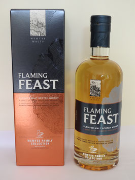 "Wemyss Family Collection ""Flaming Feast"" Blended Malt 0,7l, 46,0%"