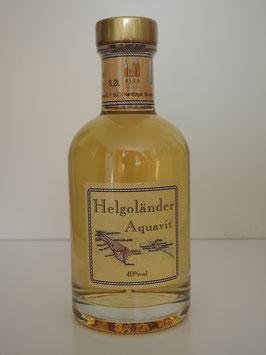 Helgoländer Aquavit  0,2l, 40,0%