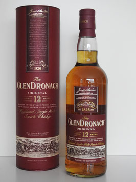 Glendronach 12 Highland Single Malt 0,7l, 43,0%