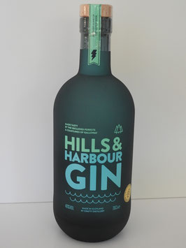 Hills & Harbour Gin Gin, Galloway, 0,7l, 40,0%