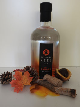 Shetland Reel Gin Ann Cleeves Wild Fire,  0,7l, 40,0%