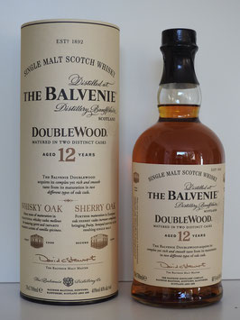 Balvenie 12 Jahre Double Wood, 0,7l, 40,0%