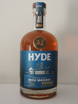 Hyde No.7 Oloroso Finish, 0,7l, 46,0%