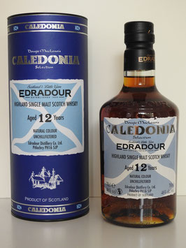 Edradour 12 Caledonia, Highland Single Malt 0,7l, 46,0%