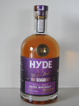 Hyde No.5 Burgundy Finish 0,7l, 46,0%