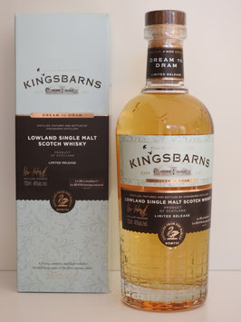 Kingsbarns Dream to Dram 0,7l, 46,0%