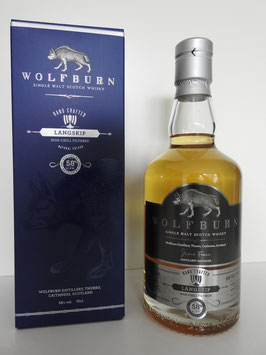 Wolfburn Langskip, 0,7l, 58,0%