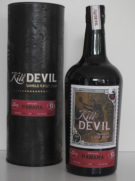 Kill Devil, Panama Column Still Rum, 2006, 13 J. 60,3%