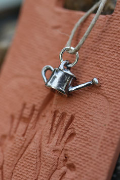 Tiny Watering Can Charm