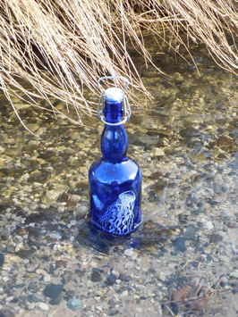 Bügelflasche 0,75 ltr. mit Quallen
