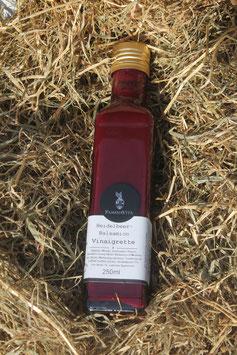 Heidelbeer-Balsamico Vinaigrette
