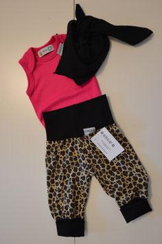 Pumphose Jersey Leopard