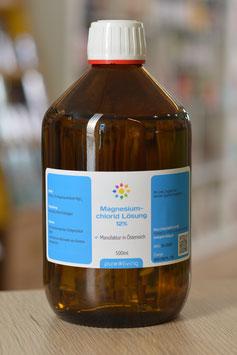 Magnesiumchlorid Lösung 12% - 500ml