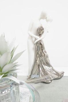 Hochzeitsfigur aus Keramik