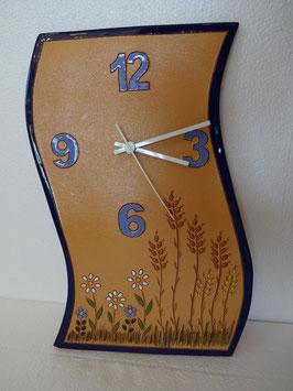 Orologio da parete H 32 cm., L 18 cm. (circa)