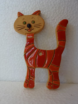 Gattino da appendere H 9 cm., L 6 cm. (circa)