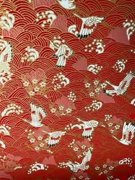 Papel japonés ave
