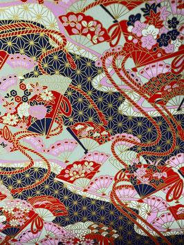 Papel japonés abanicos