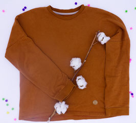 MAMA Sweater karamell