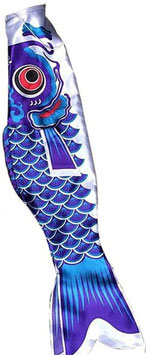 Windkoi Klein Blau