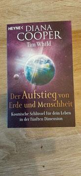 Buch von Diana Cooper - Aufstieg von Erde und Menschheit -neuwertig