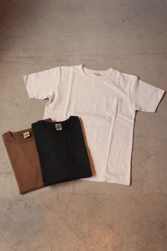 TROPHY CLOTHING /トロフィークロージング OD VOLUME COTTON POCKET TEE TE-05