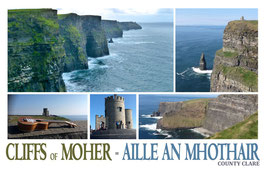 CLIFFS of MOHER - AILLE AN MHOTHAIR County Clare