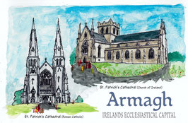 ARMAGH - CATHEDRALS