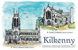 KILKENNY - CATHEDRALS