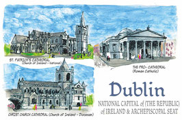 DUBLIN - CATHEDRALS