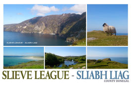 SLIEVE LEAGUE - SLIABH LIAG County Donegal