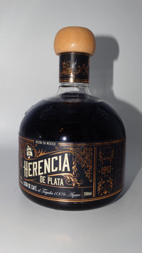 LICOR de CAFE Herencia de Plata (30% vol) - 700 ml Flasche