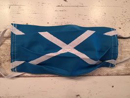 Maske Schottlandflagge (Größe L - Männer)