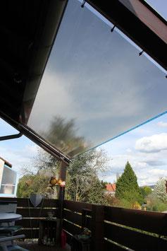 HelioVital Filterfolie mit Ösen - 120 cm Breite