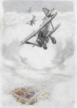 Artikelnummer : 01390 Ansichtskarten Luftwaffe