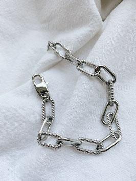Armband Lavish silber