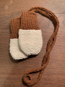SALE: Super warme Baby Handschuhe aus Baby Alpaka