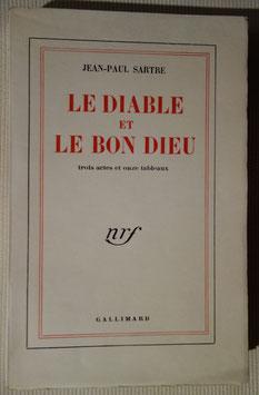 Jean-Paul Sartre, Le Diable et le Bon Dieu, édition originale