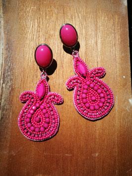 """Ohrringe """"Summer"""" Pink"""