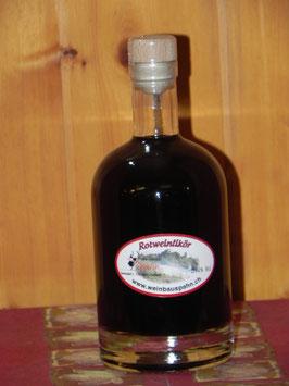Rotweinlikör  5 dl   22 vol %