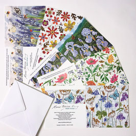 Floral Designs 1 Art Card Multipack