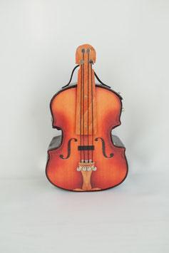 Violine Braun