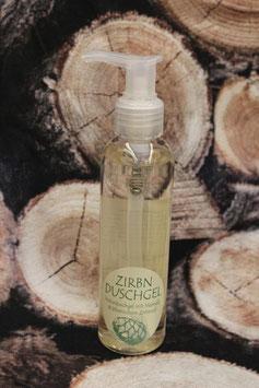 Zirben-Duschgel