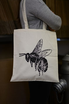 Stofftasche Bee