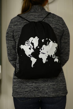 World (B/W)