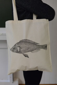 Stofftasche Fancy Fish