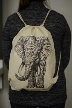Turnsack afrikanischer Elefant