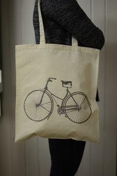 Stofftasche Bike Retro