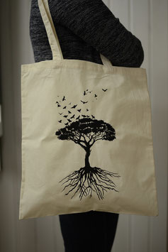 Stofftasche Life Tree